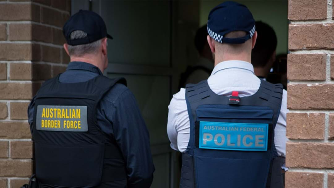 More Than Four Tonnes Of Drugs And Precursors Seized In Massive AFP And Border Force Operation