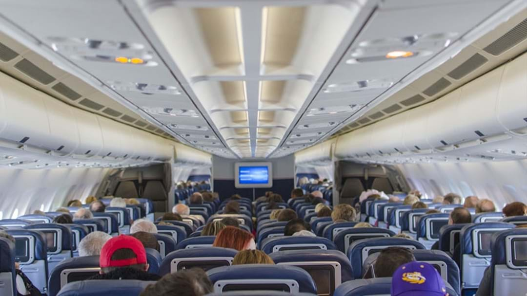 Experts Warn Plane Turbulence Set To Triple