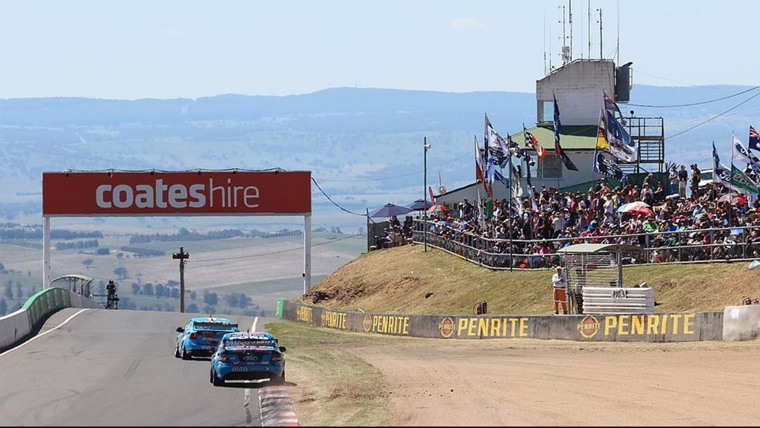 A Dummy's Guide To Mount Panorama