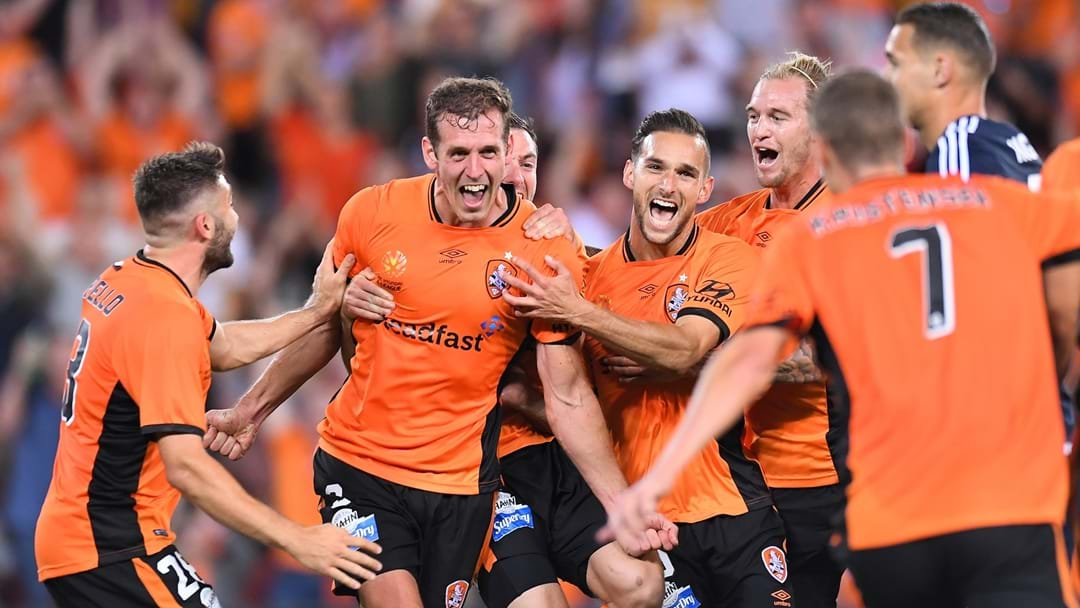 Win tickets to a Brisbane Roar game, with us!