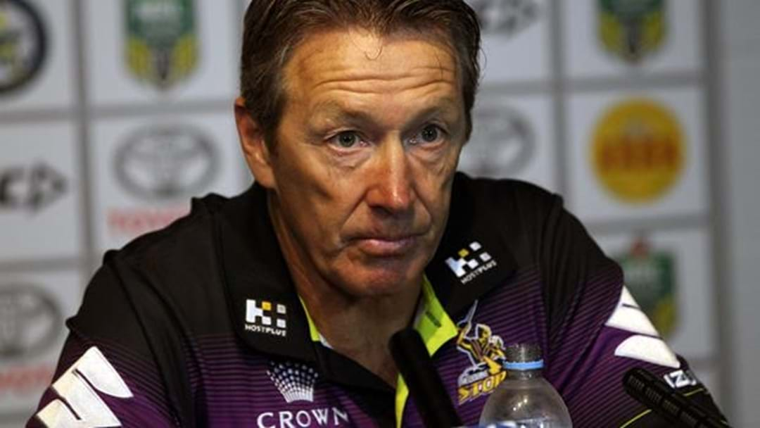 Melbourne Storm Expecting Craig Bellamy To Stay On As Head Coach Despite Broncos Speculation