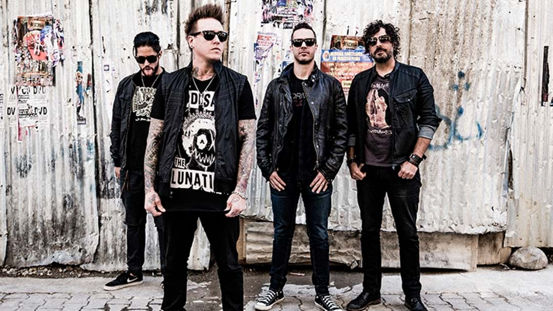 Papa Roach Announce First Ever Australian Headline Shows