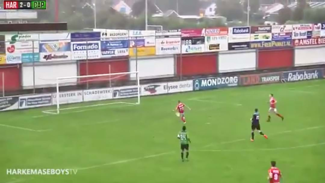Is This The Worst Soccer Miss Of All Time?