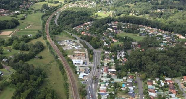 Article heading image for Company upgrading Pacific Highway fined