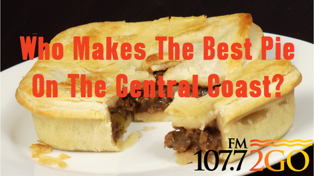 Who Makes The Best Pie On The Central Coast?