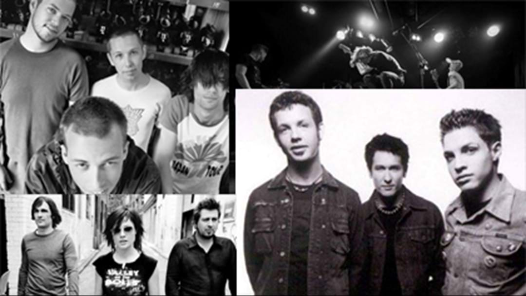 Aussie Rock's Best 90s Bands Team Up For Huge Tour