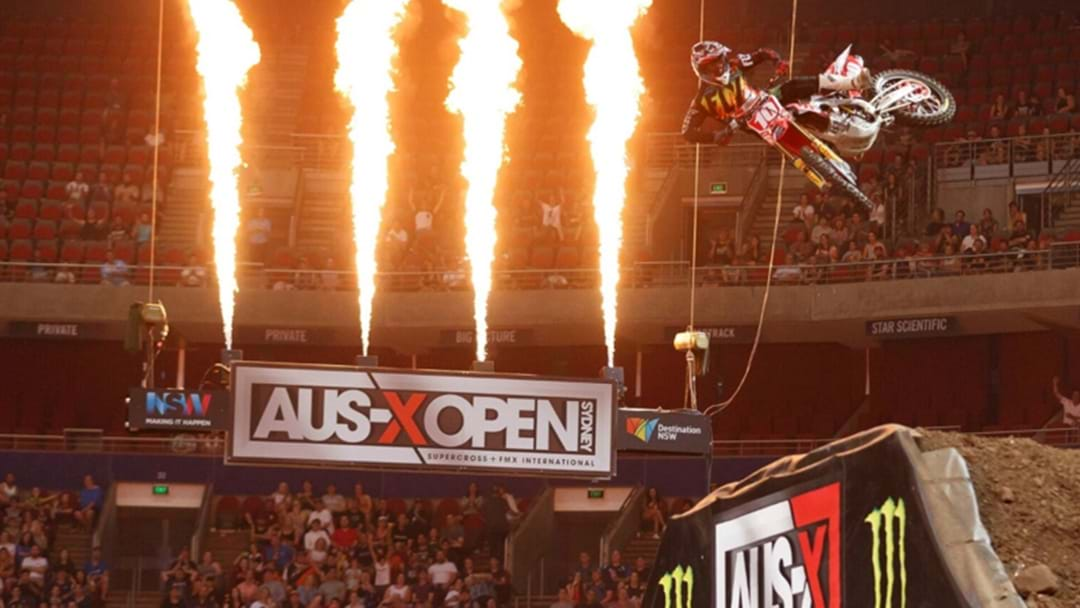 AUS-X Open Returning To Sydney In November