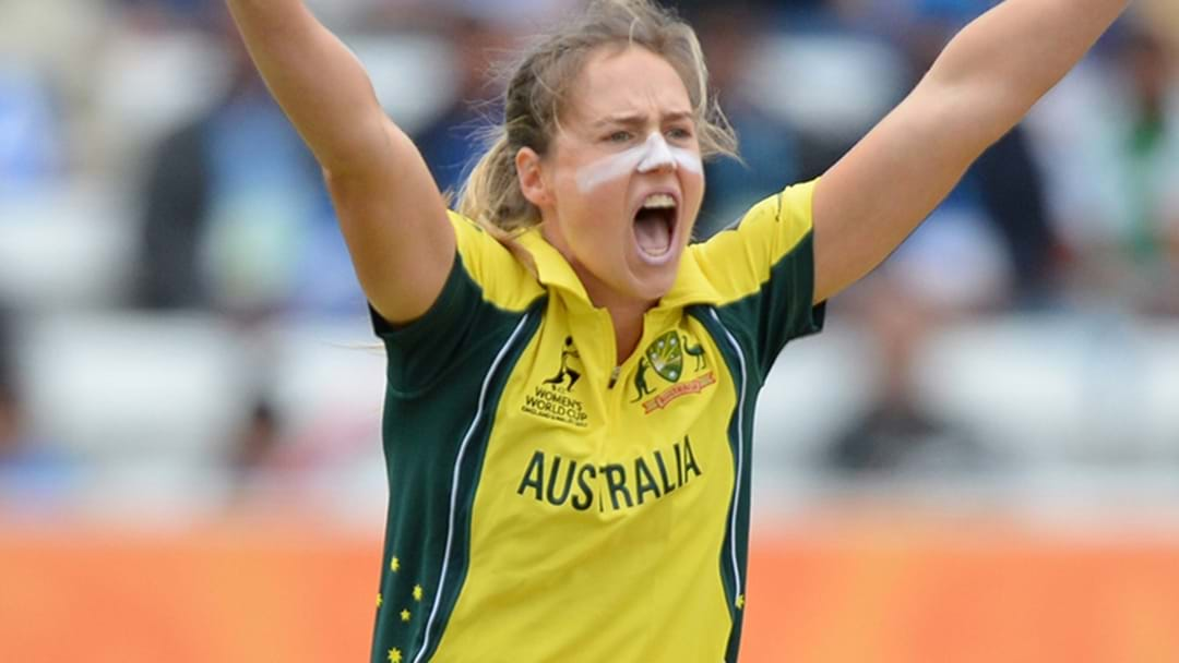 Australian Squads Confirmed For Women's Ashes
