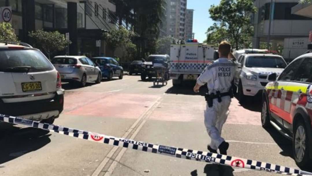 Man In Custody After Woman's Body Found In Chatswood Yesterday