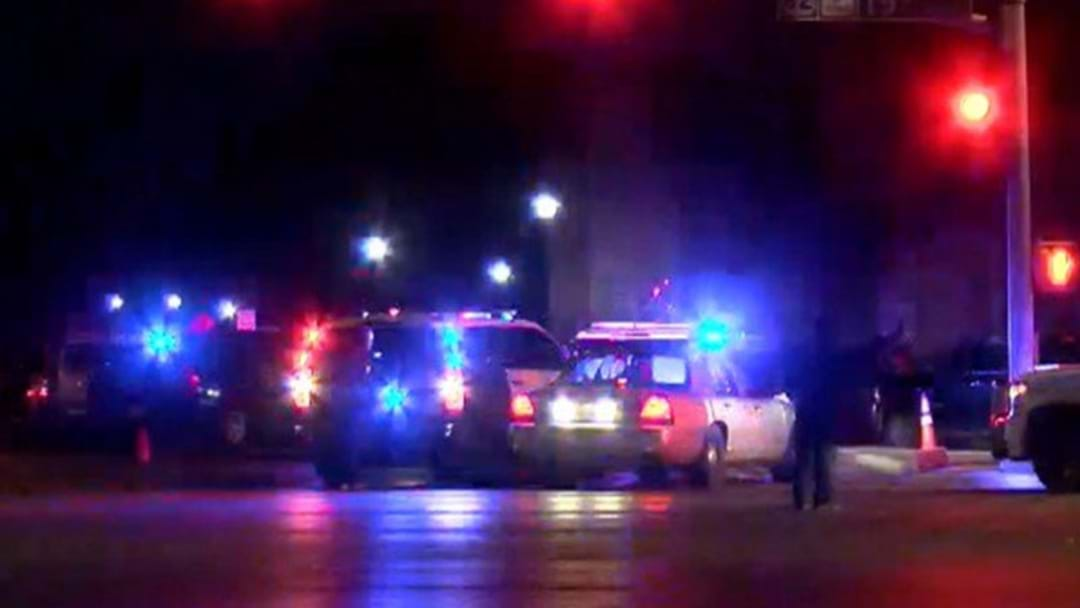 Student Arrested After Texas University Shooting