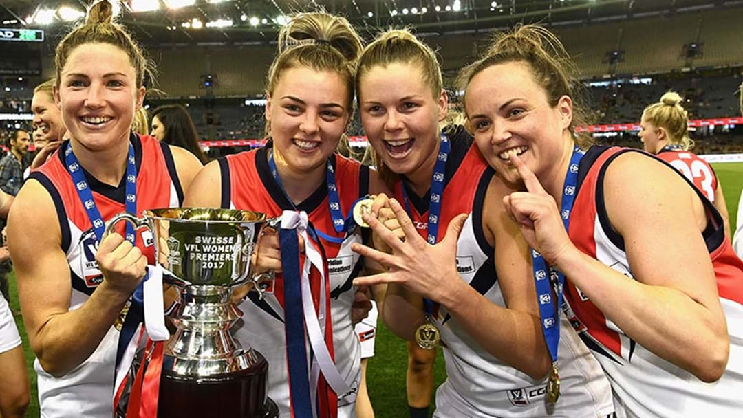 Eight New Teams For VFL Women's