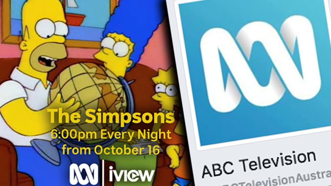 A Hoax Page Is Trying To Make People Think That The Simpsons Is Coming To The ABC