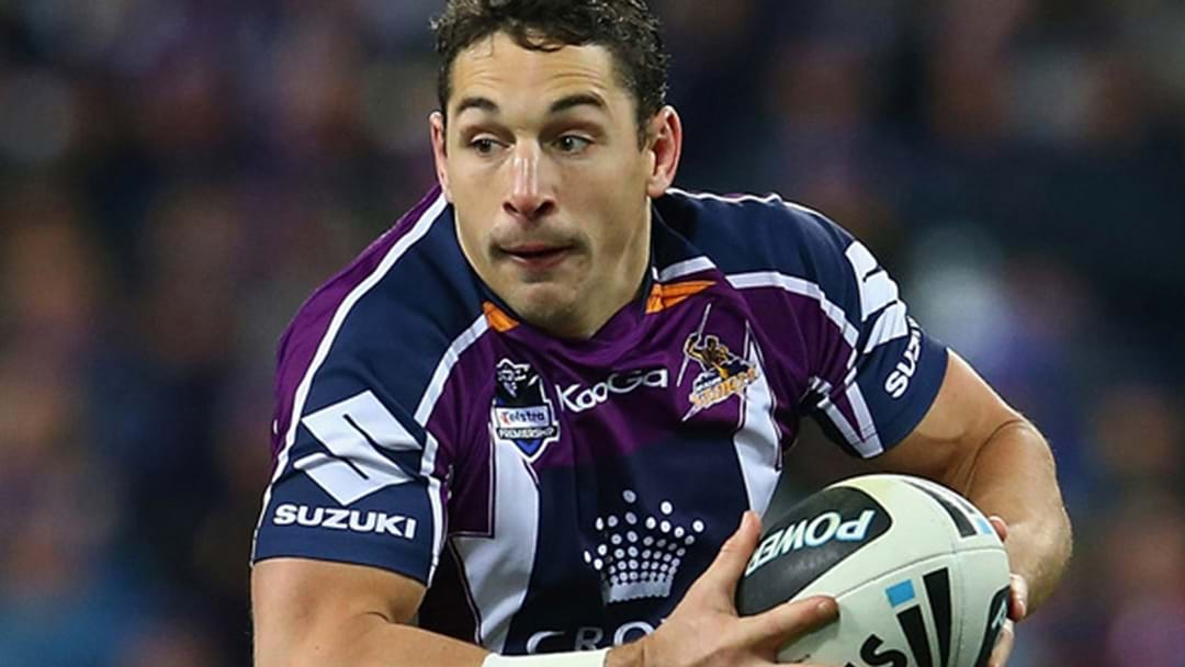 Billy Slater Unsure If He'll Play On