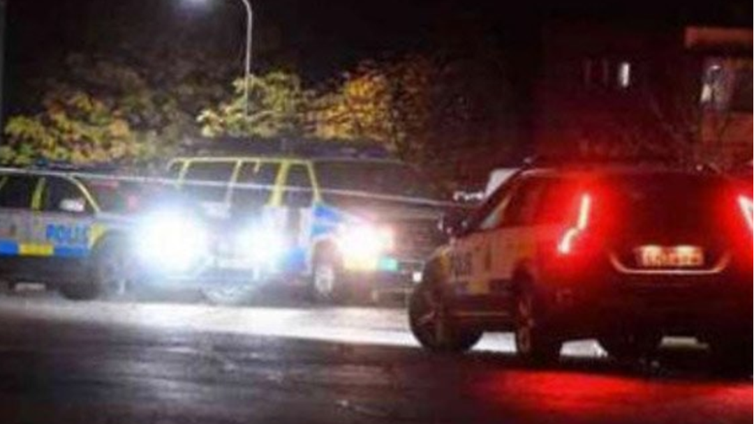Gunman Open Fired On Swedish Market