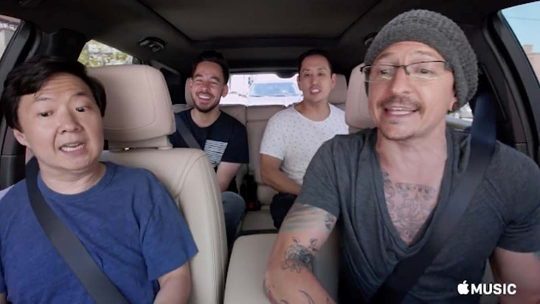 Chester Bennington And Linkin Park's Carpool Karaoke Has Been Released