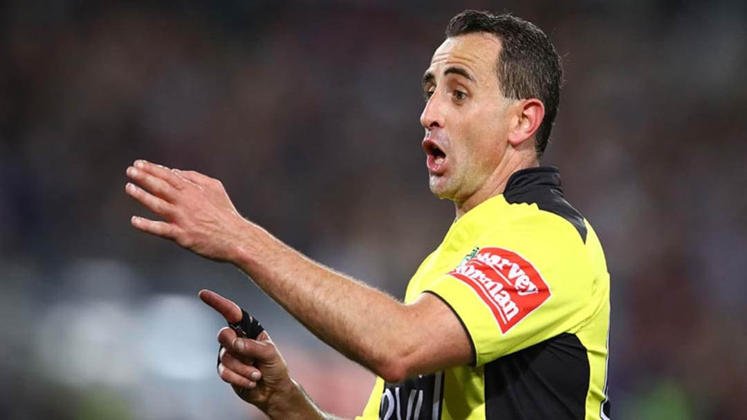 NRL Players Endorse The One Referee System