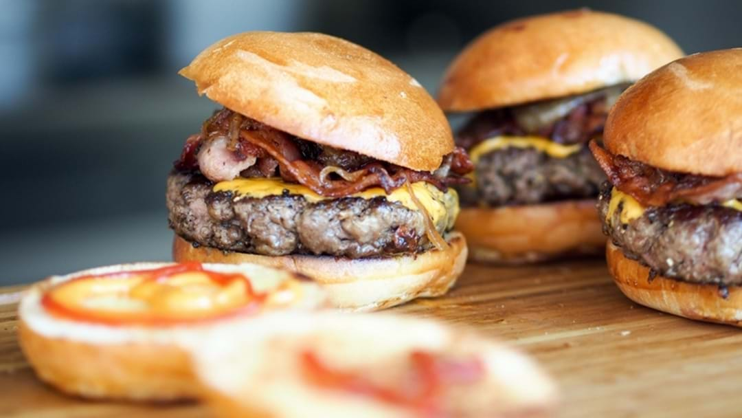 OMG! Brisbane Burger Fest is this Saturday!
