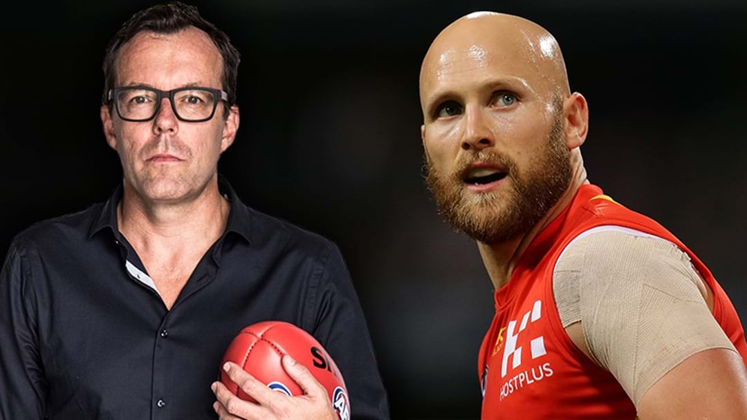 "Damian Barrett Says Geelong's List Manager ""Didn't Want"" Gary Ablett"