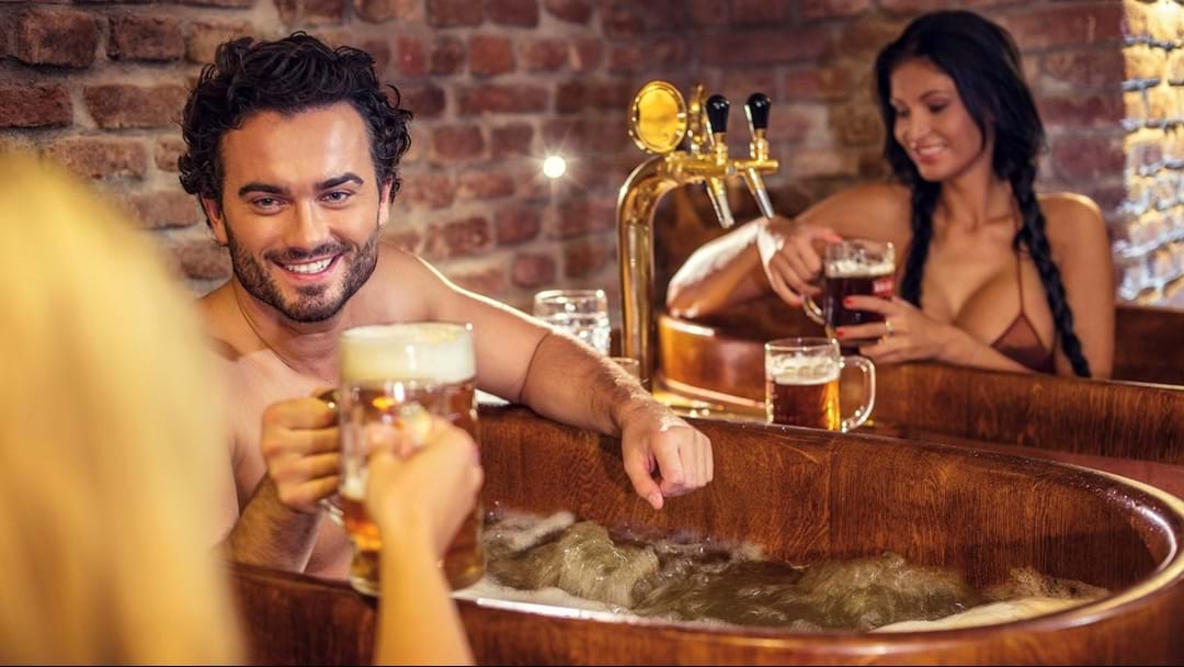 You Can Actually Bathe In Beer At A Spa In Prague