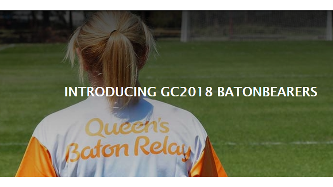 Commonwealth Games Baton Relay on Central Coast in February