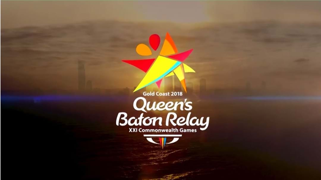 Who Made the List of Commonwealth Games Queen's Baton Relay Bearers?