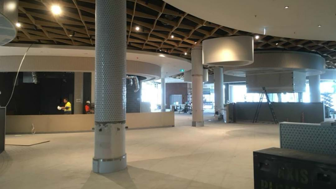 PHOTOS: The New Stockland Green Hills Food Court
