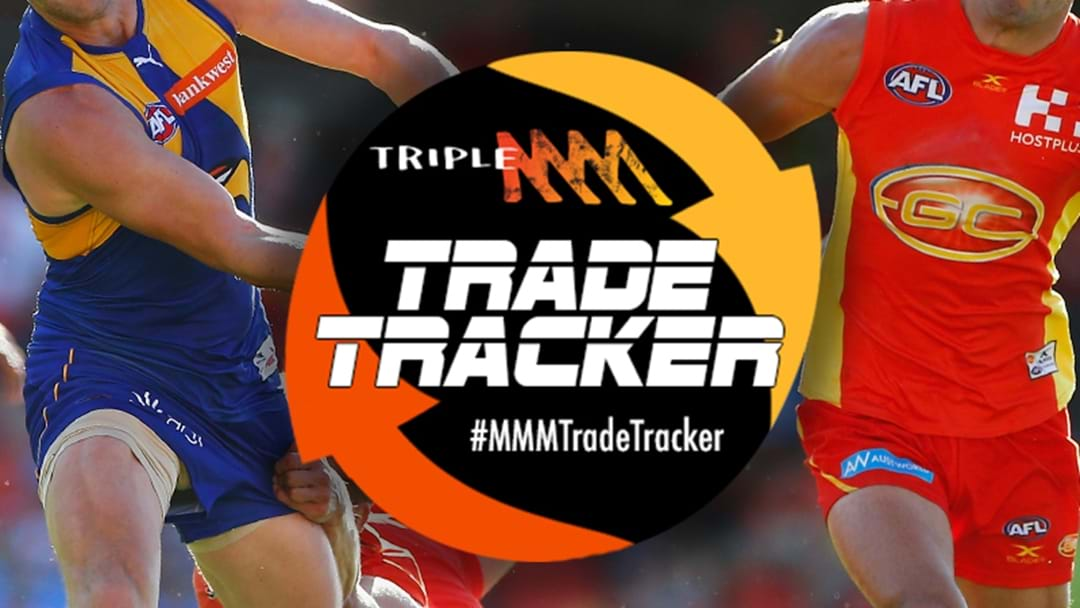 Gold Coast And West Coast Swap Draft Picks