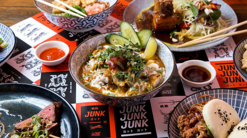 A Renowned Asian Street Restaurant Is About To Land In