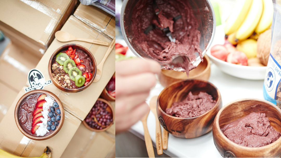 Where to buy an acai bowl on the Coast that will help change the world