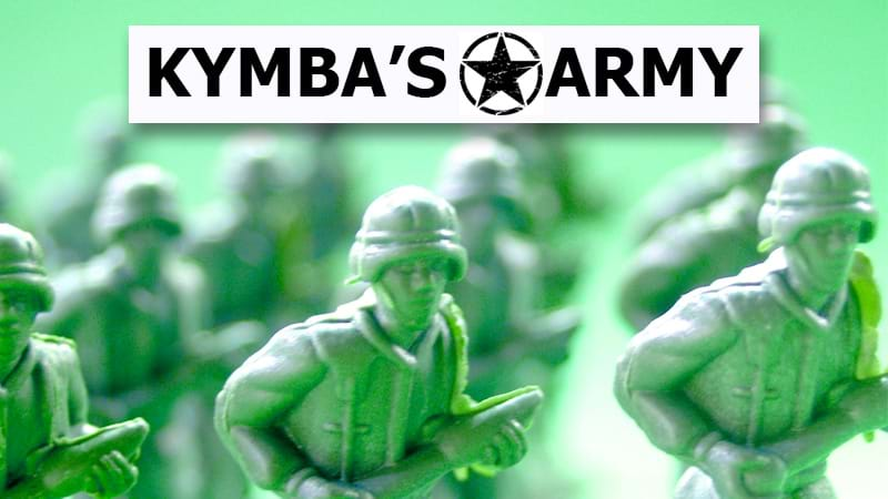 Article heading image for Kymba's Army