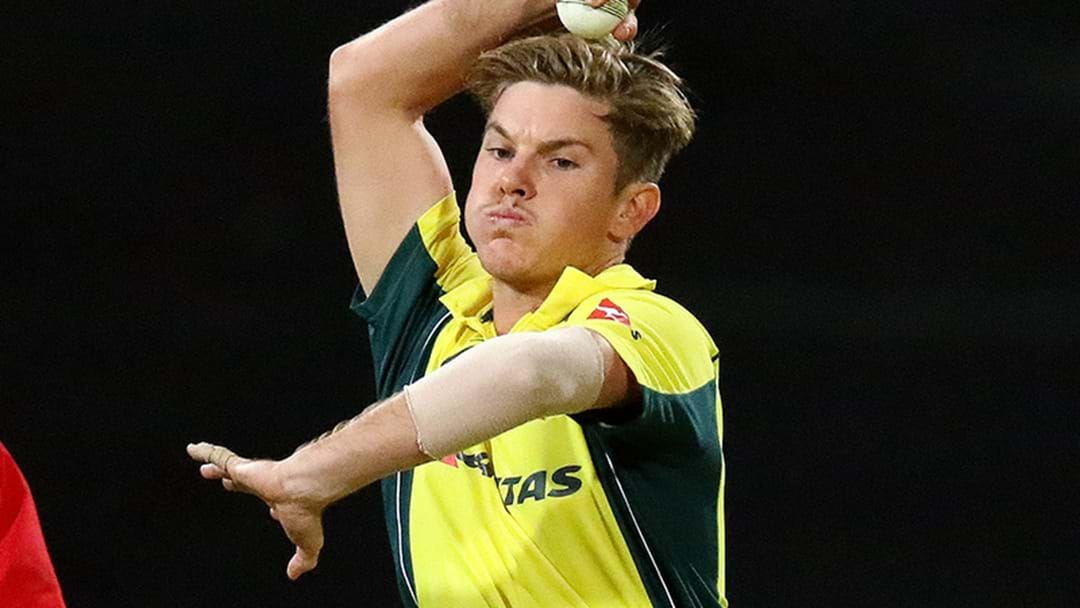 Adam Zampa Stumped By Selectors