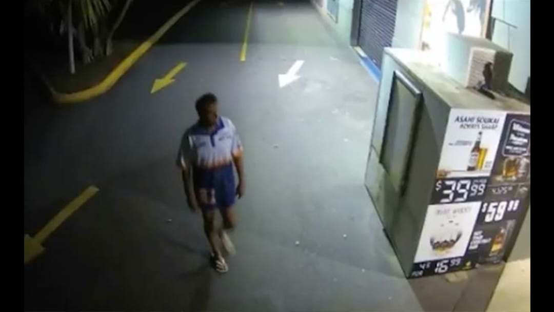 Queensland Police Looking For A Man Who Stole $30k Worth Of Seafood