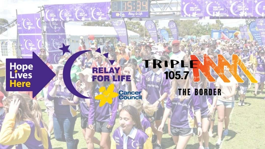 2017 Border Relay For Life Set To Kick Off