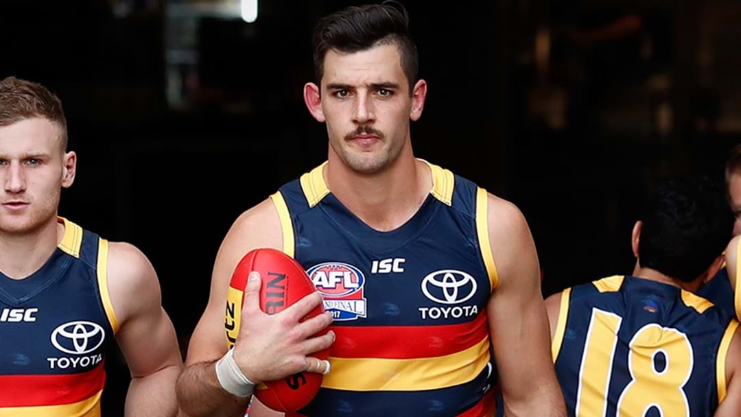 Tex Walker Says He's Touch And Go For Round One
