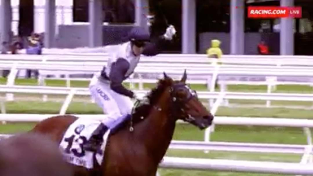 Major Upset In The Caulfield Cup