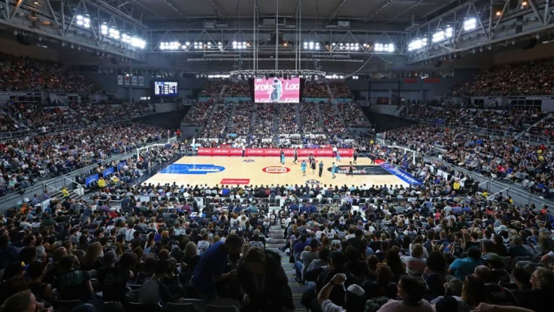 Melbourne United Sell Out Opening Home Game