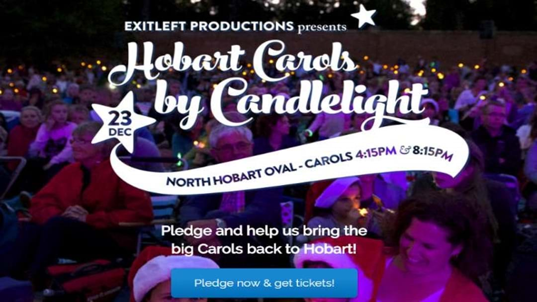 The Future of Hobart Carols By Candlelight