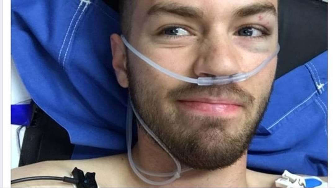 LISTEN: Demmery Hospitalised After MotoGP Crash