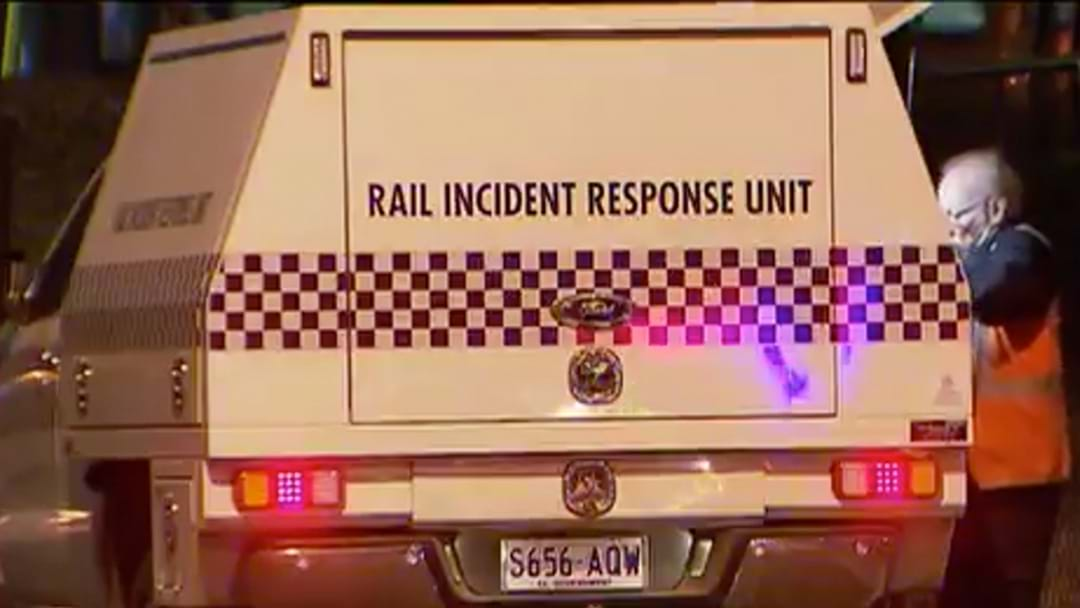 Woman Fighting For Life After Being Hit By Train In Adelaide's CBD