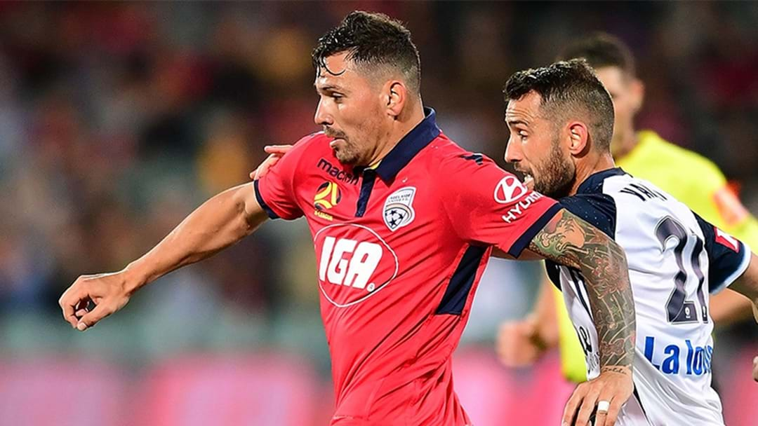 Adelaide United Star Set To Miss 'Weeks' After Nasty Injury