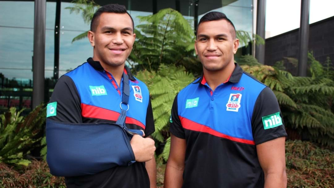 Saifiti Twins Extend Stay With Knights
