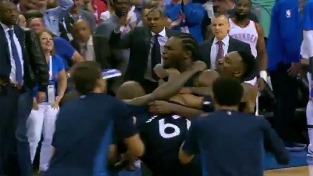 Timberwolves Win Thanks To Amazing Buzzer-Beater