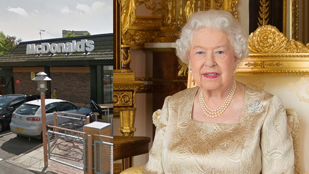 The Queen Owns A Maccas But Does She Get Free Cheeseburgers?