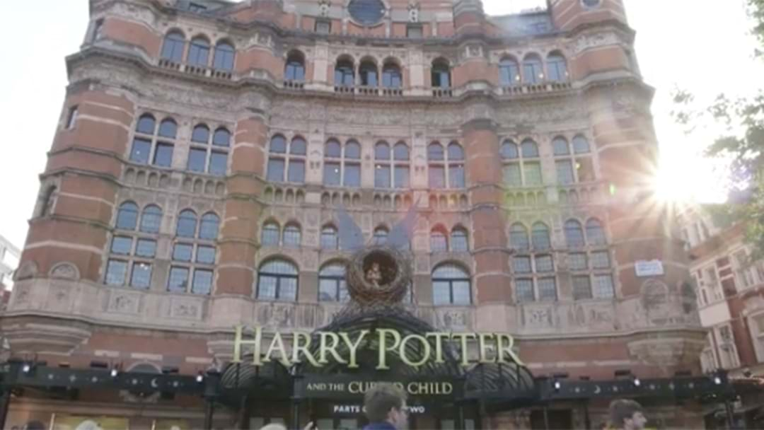 Harry Potter And The Cursed Child Coming To Melbourne