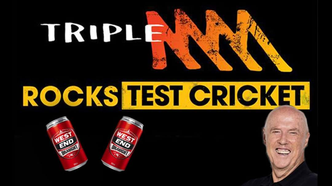 Triple M Rocks The Boxing Day Test