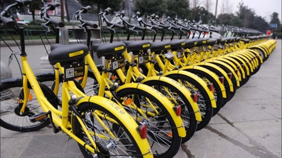 Hundreds More Of Those Yellow Bikes Are Hitting Sydney