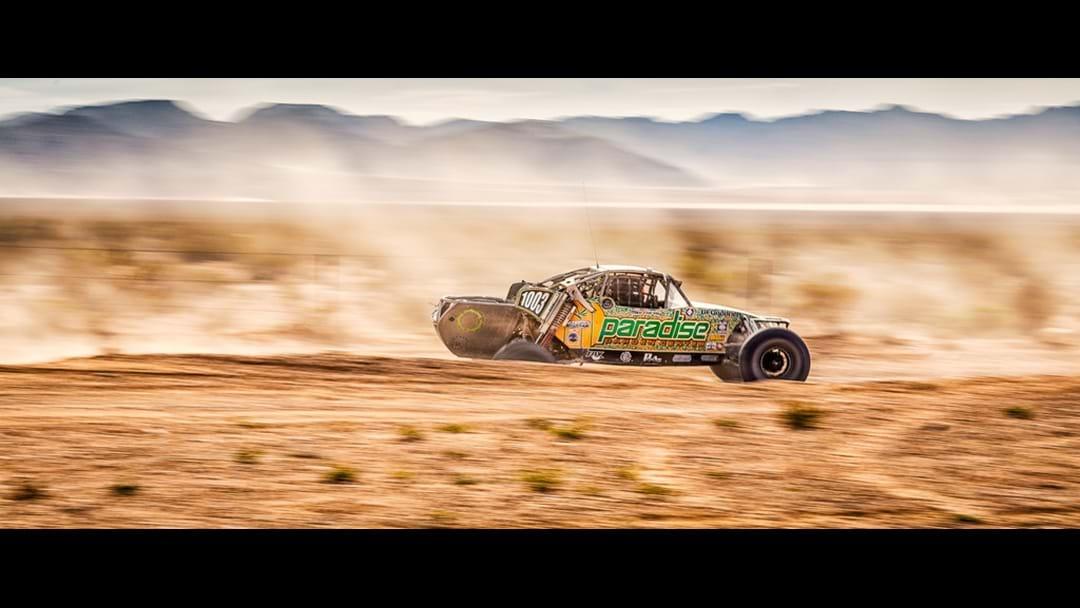 Desert Race Brings Stacks to the Goldfields