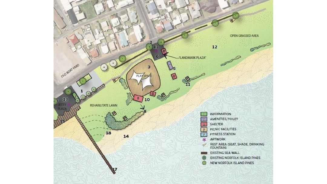 The Grant Council want's your say of the Waterfront Project - Public Artwork