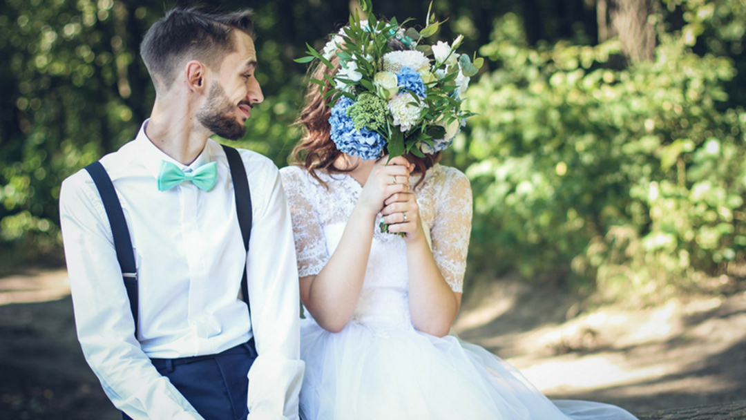 There's a quirky Wedding Festival in Helensvale this Friday