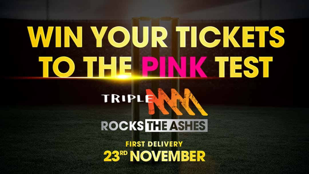 Win Tickets to The Ashes!